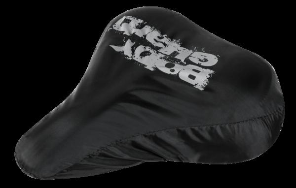 Sattelüberzug schwarz