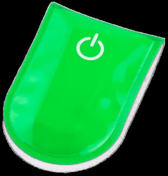 LED Superlight Größe M grün